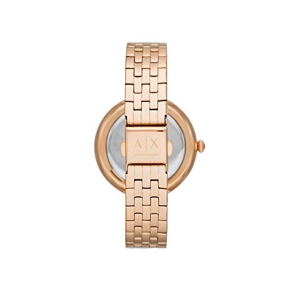 Armani Exchange Reloj Analogico para Mujer de Cuarzo Armani Exchange Reloj Analogico para Mujer de Cuarzo Armani Exchange Reloj Analogico para Mujer de Cuarzo