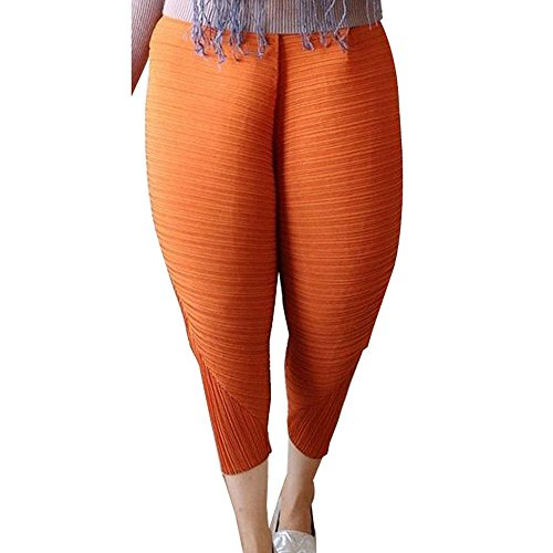 Pawaca Funny Loose Fried Chicken Pants Thanksgiving Day Cosplay Leggings Oversized Baggy Pants Jumpsuit Fancy Carrot Pants For (Halloween Parties 2017 Nc)