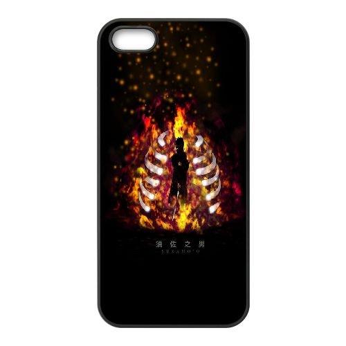 Susanoo LR23BK1 coque iPhone 5 5s téléphone cellulaire cas coque X1BP8X0LC