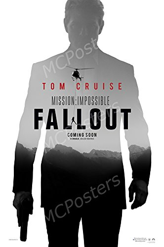 MCPosters - Mission Impossible Fallout Movie Poster Glossy Finish - MCP059 (24