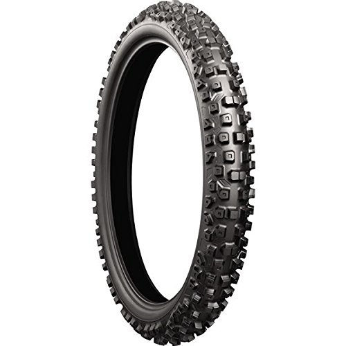 Bridgestone Battlecross X30 Intermediate Front Tire - 80/100-21/Blackwall - Bridgestone Dirt Bike Tires