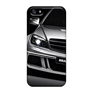 Iphone 5/5s SUe14508fYAS Custom Realistic Iphone Wallpaper Skin Scratch Resistant Hard Phone Covers -AnnaDubois