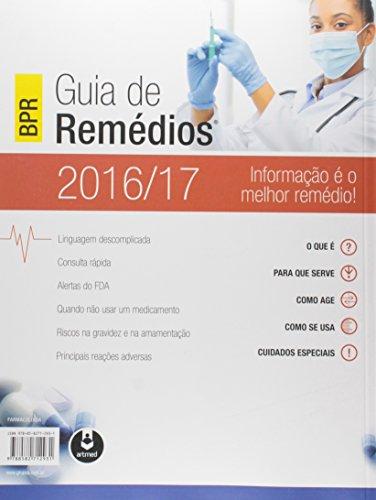 BPR. Guia de Medicamentos. 2016-2017
