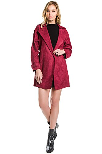 FANCO-Womens-Duster-Coat-Faux-Suede-Trench-Coats-With-Belts
