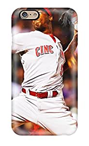 Herbert Mejia's Shop New Style cincinnati reds MLB Sports & Colleges best iPhone 6 cases 2135488K325228985