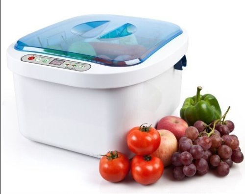 2014 New Brand Dental 12.8l Home Use Ultrasonic Ozone Vegetable Fruit Sterilizer Cleaner Washer Health for Fast Shipping By Fedex or DHL (1) Year Repairmen for Free Sold By Worldtopseller ((Fedex)(Delivery Within 7 Days))