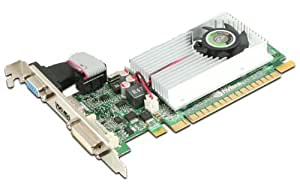 Point of View VGA-520-A1-1024 - Tarjeta gráfica GeForce GT520 810MHz, 1 GB DDR3, PCI-E 2.0