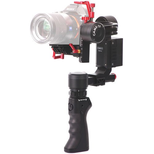 Came-TV CAME-OPTIMUS 3-Axis Camera Gimbal with Encoders, 32bit Boards