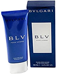 Bvlgari Blv for Men Aftershave Balm, 3.4 Ounce