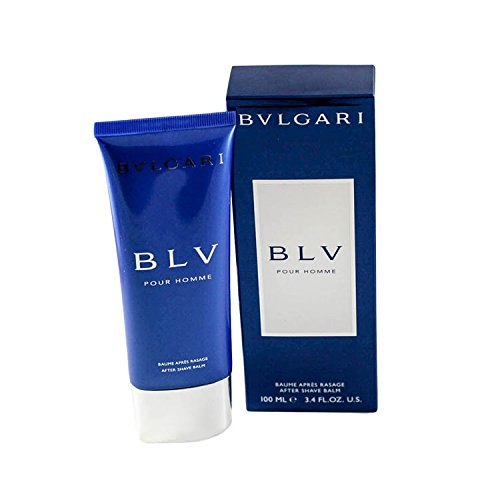 Blv Ginger Perfume - Bvlgari Blv for Men Aftershave Balm, 3.4 Ounce