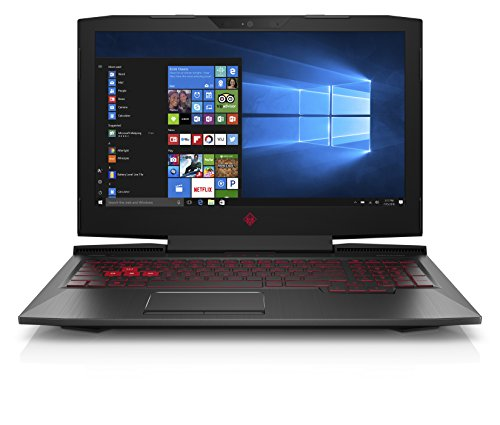 HP OMEN 15 i7 15.6 inch IPS SSHD Black