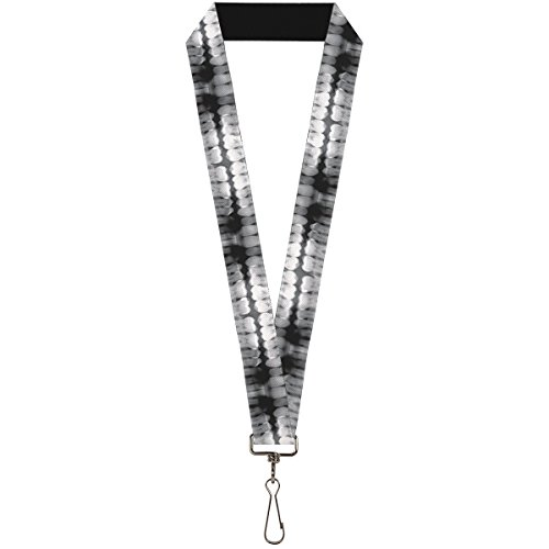 Price comparison product image Buckle-Down Lanyard - Dental X-Rays Black/White