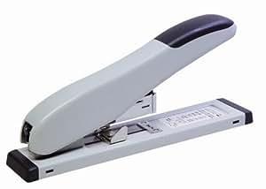 Charles Leonard Inc. Heavy Duty Stapler, Putty, 1 per Box (82620)
