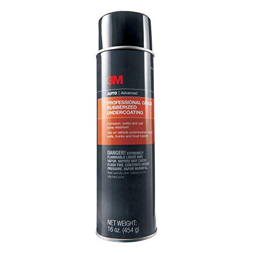 3M 03584 Professional Grade Rubberized Undercoating - 16 oz.