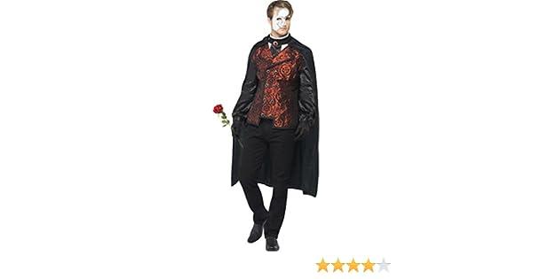 Disfraz completo de ópera oscura de Smiffys para Halloween ...