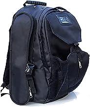 Inline Skate Backpack, 1680D Double-Strand Oxford Cloth Inline Skates Travel Backpack Waterproof Bag, Multifun