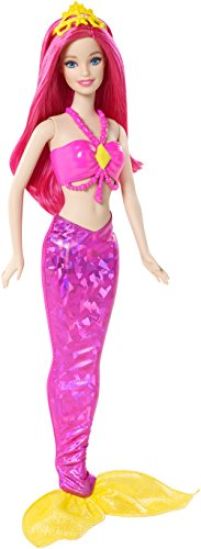 Barbie Fairytale Mermaid Barbie Doll -
