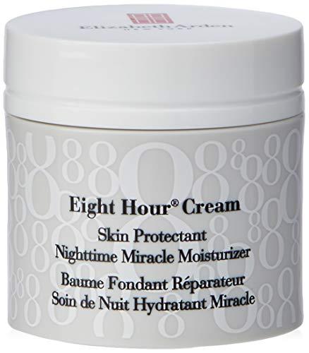 (Elizabeth Arden Eight Hour Cream Skin Protectant Nighttime Miracle Moisturizer, 1.6)