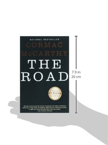 misery and religion in the road a book by cormac mccarthy Andrew hoberek's article from alh on cormac mccarthy's novel the road  mccarthy and the aesthetics of exhaustion  cormac mccarthy and the aesthetics.