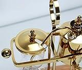 Belgian Luxury Royal Family Balance Syphon Siphon