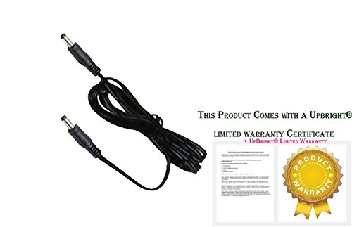 UpBright DC extension Power Supply Cord Cable For Panason...
