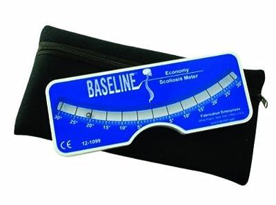 Baseline 12-1099 Scoliosis Meter, Plastic Economy