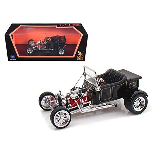 Road Signature 92828 1923 Ford T-Bucket Roadster Black 1/18 Diecast Car Model