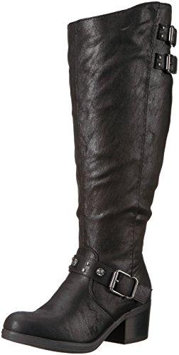 Carlos Door Carlos Santana Vrouwen Cara Wc Mode Boot Zwart