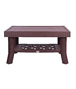 Mavi Vegas Center table-Globus Brown