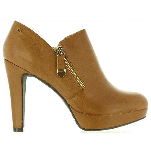 Schuhe ferse für Damen MARIA MARE 61256 C21010 NAPAL TAUPE