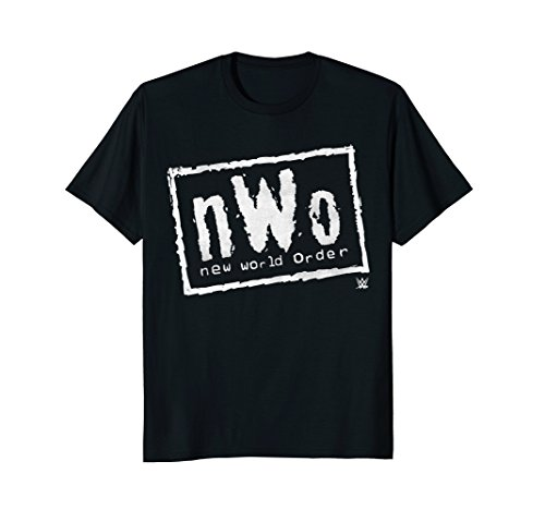 - WWE New World Order Logo T-Shirt