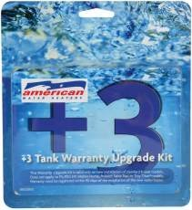 Premier Plus 6910960 Water Heater 3 Year Warranty Upgrade Kit