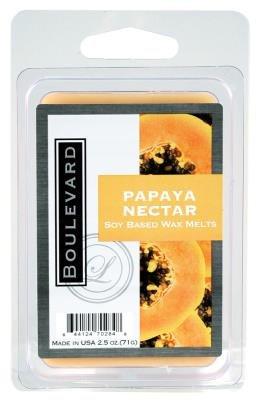 Papaya Nectar Scented Boulevard Candle product image