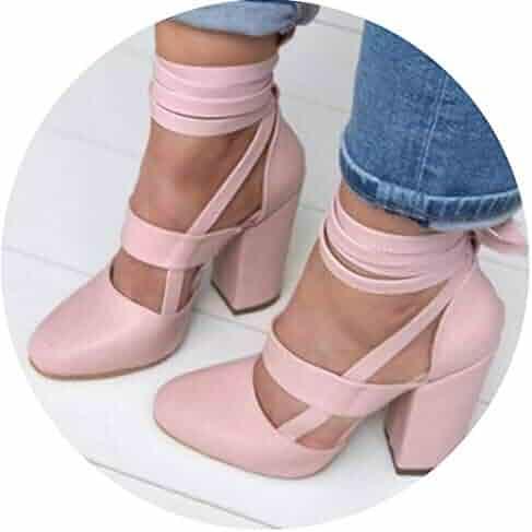 dbbdc0cdb86 HANBINGPO Factory Price Sexy Gladiator High Heels 8CM Women Pumps Wedding  Dress Shoes Woman Valentine Stiletto