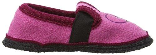 Kitz - Pichler Bobby Pferdchen - pantuflas de lana Niños^Niñas rosa - Pink (lipstick 9749)