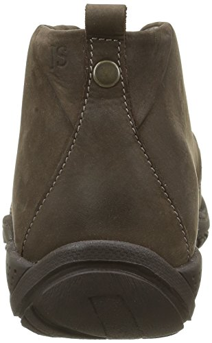 Josef Seibel Men's Artos Ankle Boots, Black Brown (Moro 81330)