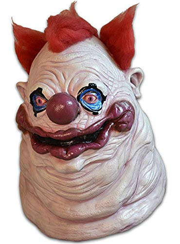 Trick or Treat Studios Men's Killer Klowns From Outer Space Fatso Mask, Multi, One -