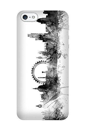 artboxONE Premium-Handyhülle iPhone 4/4S London England - Städte Städte / London Reise - Smartphone Case mit Kunstdruck hochwertiges Handycover kreatives Design Cover von Michael Tompsett