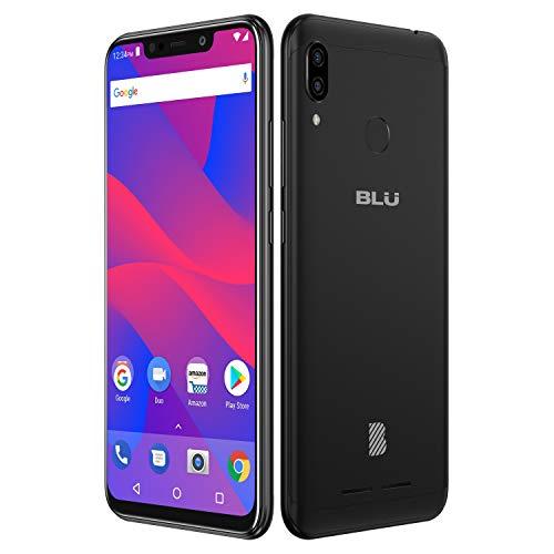 BLU Vivo XL4 6.2 HD Display Smartphone 32Gb+3Gb RAM, Black