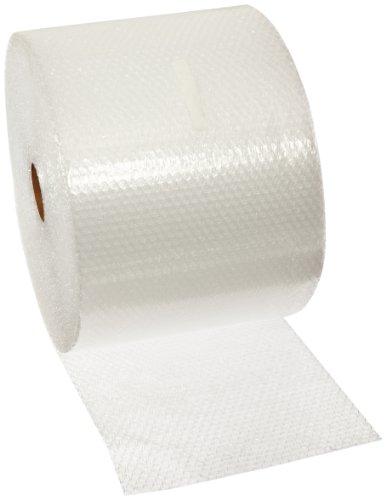 - Pratt Polyethylene Economy Perforated Bubble Roll, PRA3266032,  175' Length x 12
