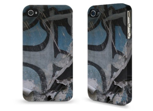 """Hülle / Case / Cover für iPhone 4 und 4s - """"Pacific Wall"""" by Brent Williams"""
