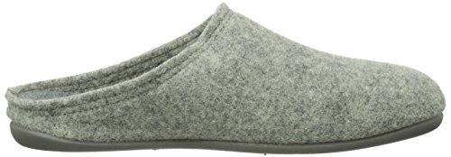 Shepherd Jon Slipper - Zapatillas de estar por casa Hombre Grey 20