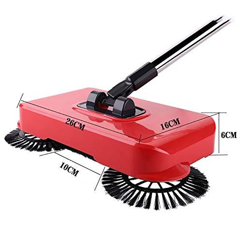 TOSHUN 1PCS Stainless Steel Sweeping Machine Hand Magic Push by TOSHUN (Image #3)