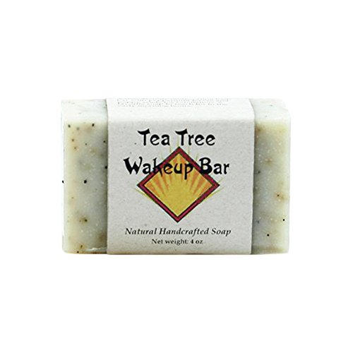 Tea Tree Oil Soap by MoonDance Soaps - Handmade Soap with Tea Tree and Peppermint Essential Oils