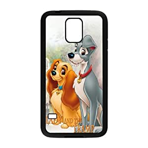 DAZHAHUI Lady and the tramp Cell Phone Case for Samsung Galaxy S5 wangjiang maoyi by lolosakes
