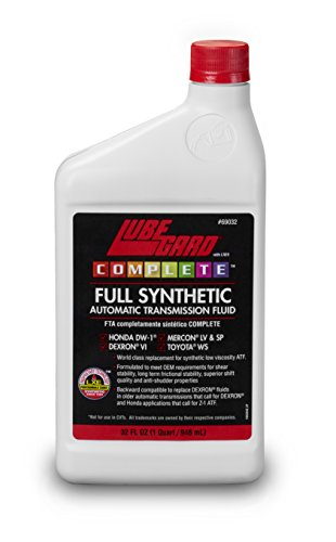 Lubegard 69032 Complete Full Synthetic Automatic Transmission Fluid - 32 oz. (Beetle Automatic Transmission Volkswagen)