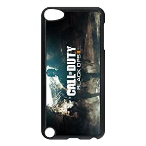 Custom Call Of Duty Back Cover Case for ipod Touch 5 JNIPOD5-567