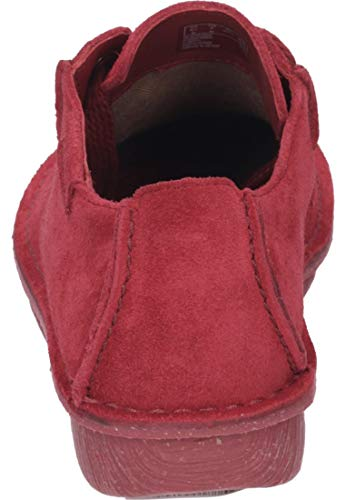 Clarks Stringate Funny Scarpe Donna Rot Dream HqHAwr