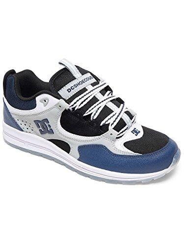 DC Men's Kalis Lite Se Skateboarding Shoes Blue/Black/Grey N3lUW9tUNO