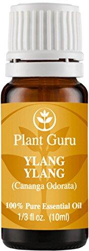 Aceite esencial de Ylang Ylang. 10 ml. 100% puro, sin diluir, terapéuticas grado.